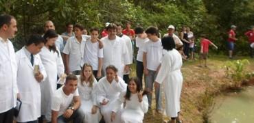 Batismo em Tanabi