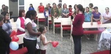 Chá das Mulheres em Itápolis