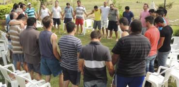 Encontro de Homens da 1° IAP de Jales