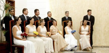 Casamento Coletivo da 2° IAP de Jales