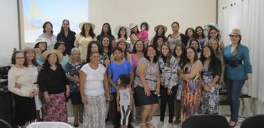 Chá das Mulheres em São Carlos