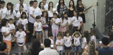 Culto de Fim de Ano do DIJAP da 1° IAP de Rio Preto
