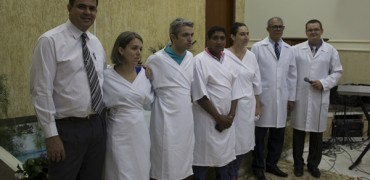 Batismo na 2° IAP de Jales