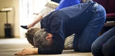 Crise de oração e oração na crise