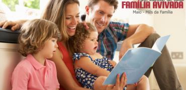 Uma família avivada serve somente ao Senhor