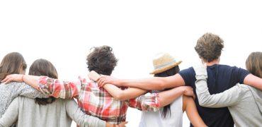 A amizade, um refrigério para o coração