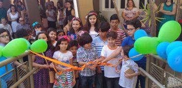 Inauguração das novas instalações do DIJAP de Vila Veneto
