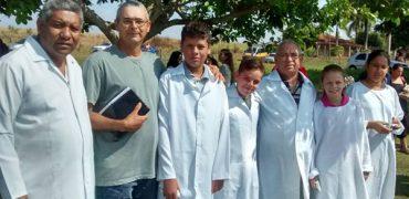 Batismo na IAP de Rio Preto 2