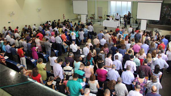 Assembleia da Convenção Noroeste Paulista
