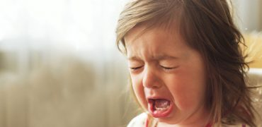 Deixe seu filho ficar triste