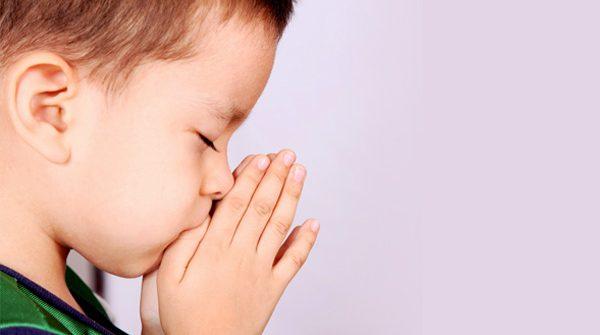 Discipulado, Culto no Lar ou um momento de oração para crianças