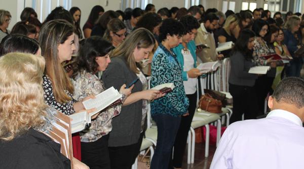 Workshop Mulheres em Missão