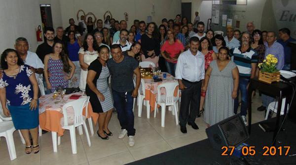 Encontro de Casais da 2° igreja em Rio Preto