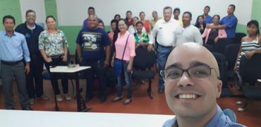 Viagem para Colômbia para treinamento de PGs