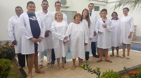 Batismo em Catanduva