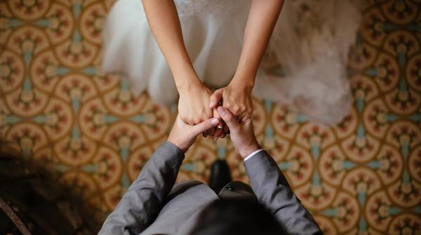 Casar é bom e a gente gosta