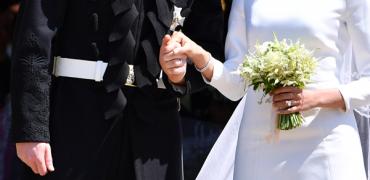 O improvável casamento real
