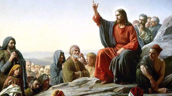 A turma de Jesus
