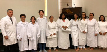 Batismo em Fernandópolis