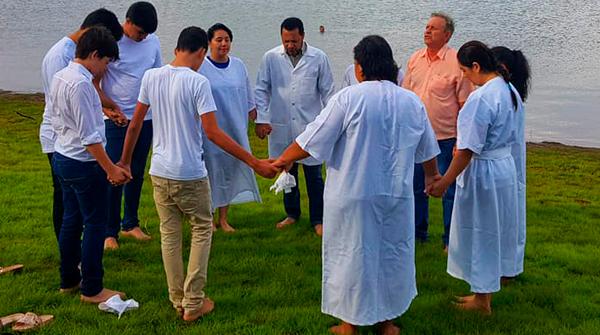 Batismo em Iturama