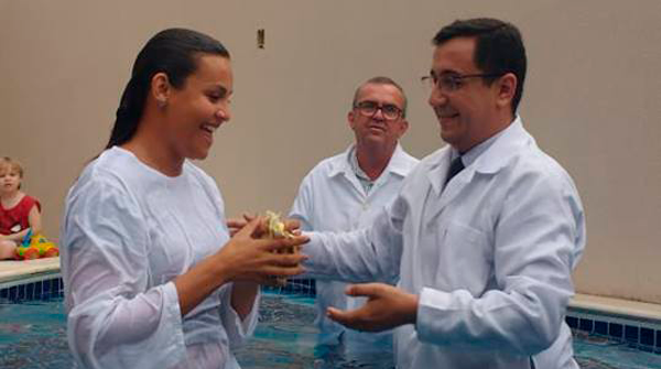 Batismo em Urupês