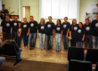 Batismo na igreja de Votuporanga Minas Gerais