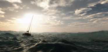 Porto seguro no oceano das tragédias
